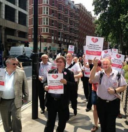 Post Office strike over closures, jobs and pay this Monday