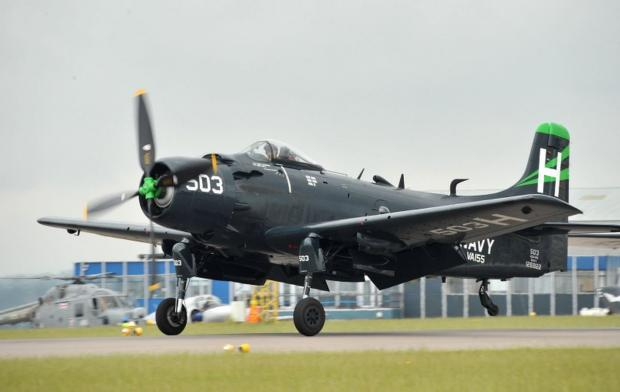 Spectacular return of Air Day to Culdrose plus much more at thepacket.co.uk
