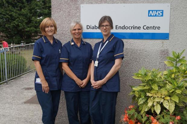 Falmouth Packet: Diabetes first for Royal Cornwall Hospital drug trail
