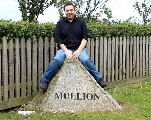 Mullion was one of 96 places visited by Colin Leggo for his YouTube video.
