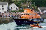 Cancelled Porthleven Lifeboat Day still managed to raise £3,000