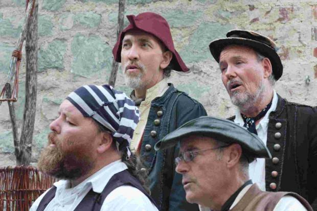 Win tickets to Falmouth Sea Shanty Festival gala concert