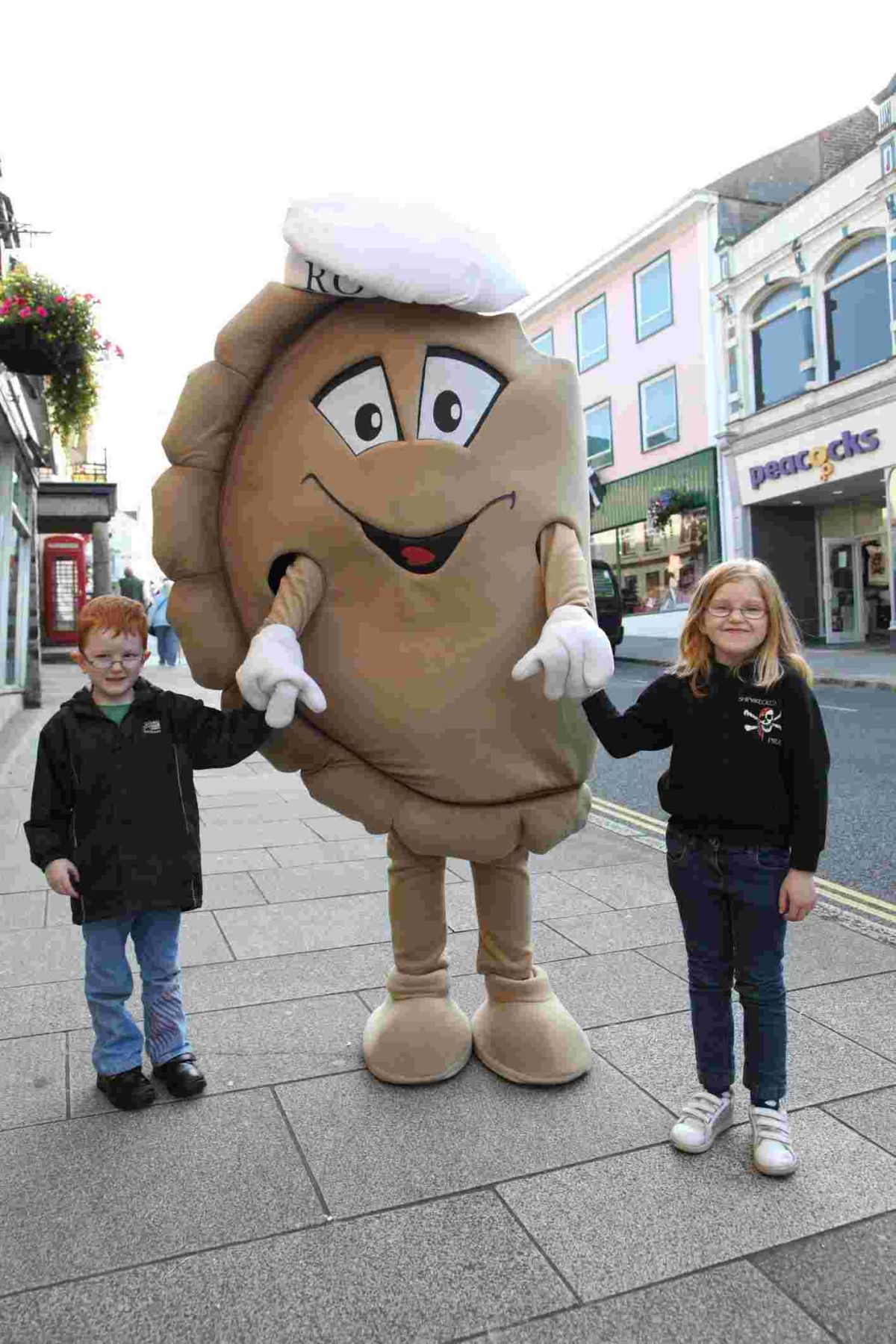 Redruth Mining and Pasty Festival: What's on the menu