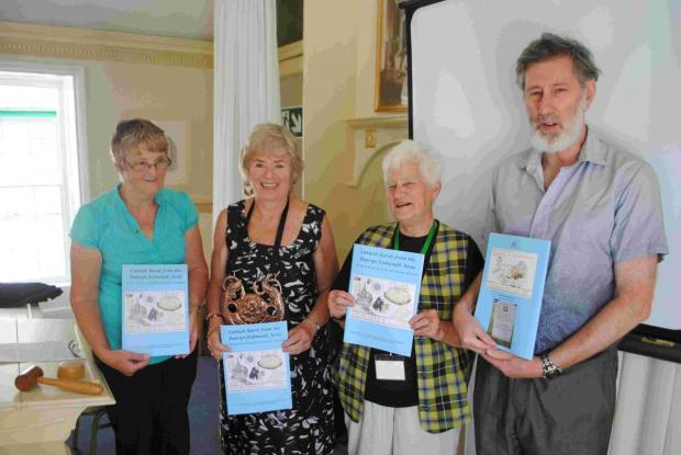 Book celebrating Cornish bards from Falmouth and Penryn launched