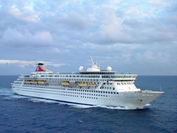 Illegal taxi firm targeted Falmouth cruise ship passengers