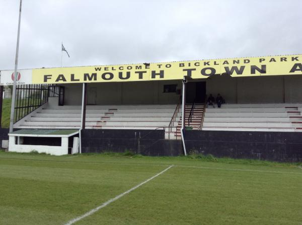 Thieves steal hundreds of pounds from Falmouth Town Football Club