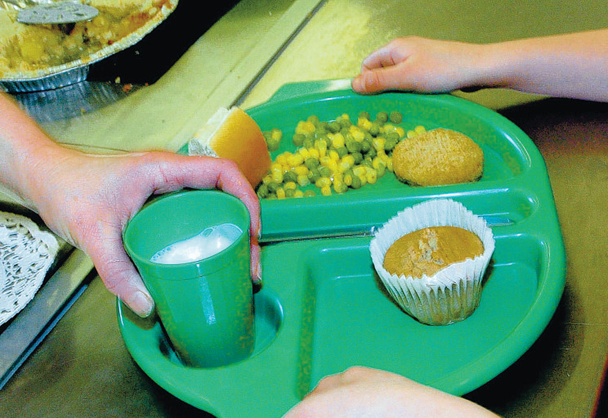 Huge funding black hole for Cornish pupils free school meals