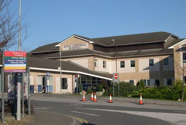 Cancelled operations at Royal Cornwall Hospital rise by more than 40 per cent