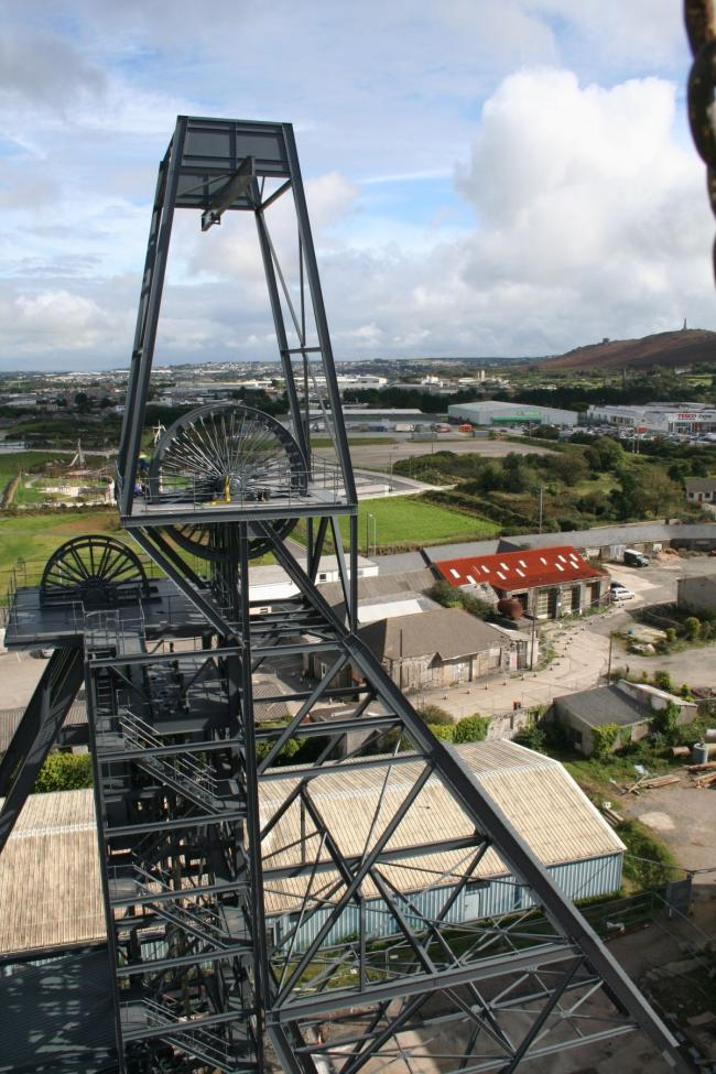 Significant steps taken towards reopening of South Crofty mine