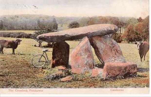 Celebration as capstone restored to 5,000 year old Carwynnen Quoit this Saturday