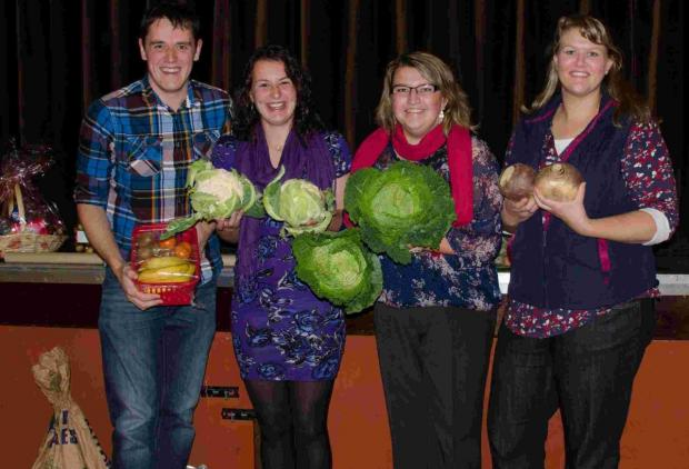 Raising funds and a laugh at Helston YFC auction: PICTURES