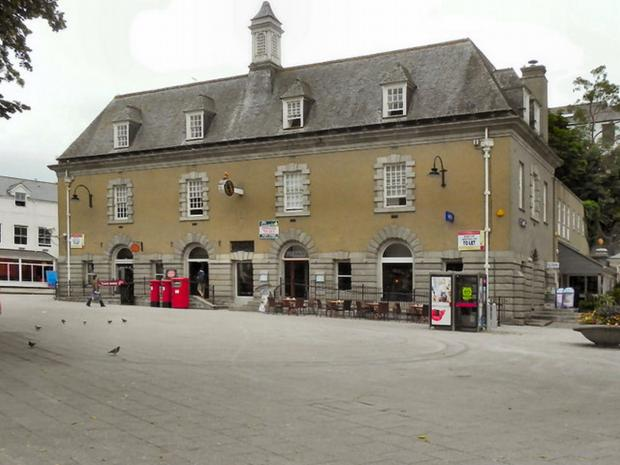 Plans in place to make more of The Moor in Falmouth