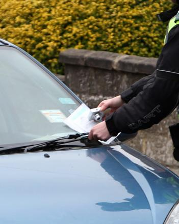 Parking tickets handed to Penzance clean up crew cancelled