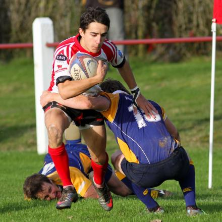 Camborne begin new year in style with victory away at Cully