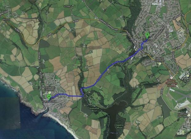 Porthleven pushes ahead with neighbourhood plan