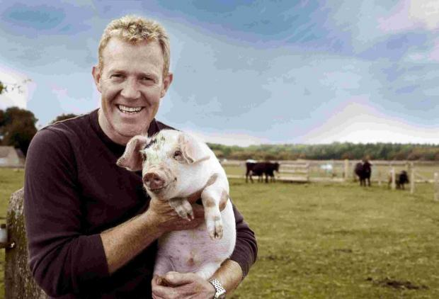 Countryfile presenter Adam Henson to open Penzance branch of Patch & Acre Country Store