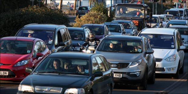 Call for A39 road changes after crash causes gridlock