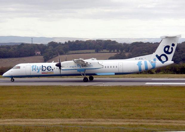FlyBe puts on extra Newquay to Gatwick flights due to rail disruption