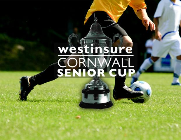 Cornwall Senior Cup quarter final draw: Wendron face Bodmin, St Day face Torpoint or St Austell