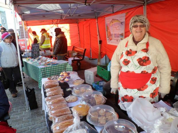 Camborne has Christmas wrapped up with festive market
