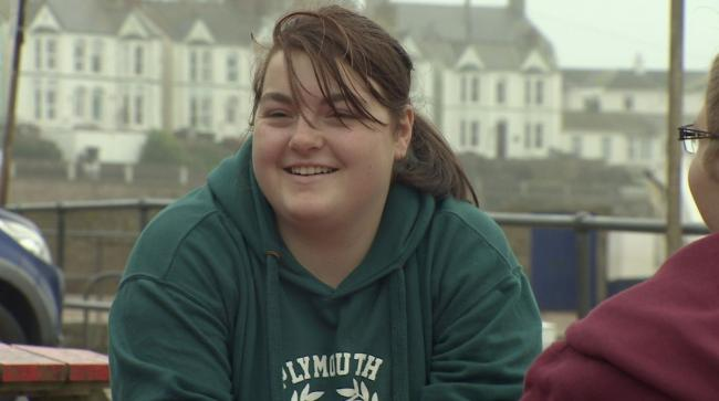Porthleven student raises awareness about dyspraxia: VIDEO