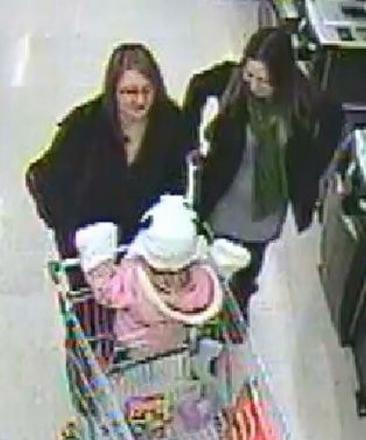 Police appeal: Do you recognise these women in Penryn Asda?