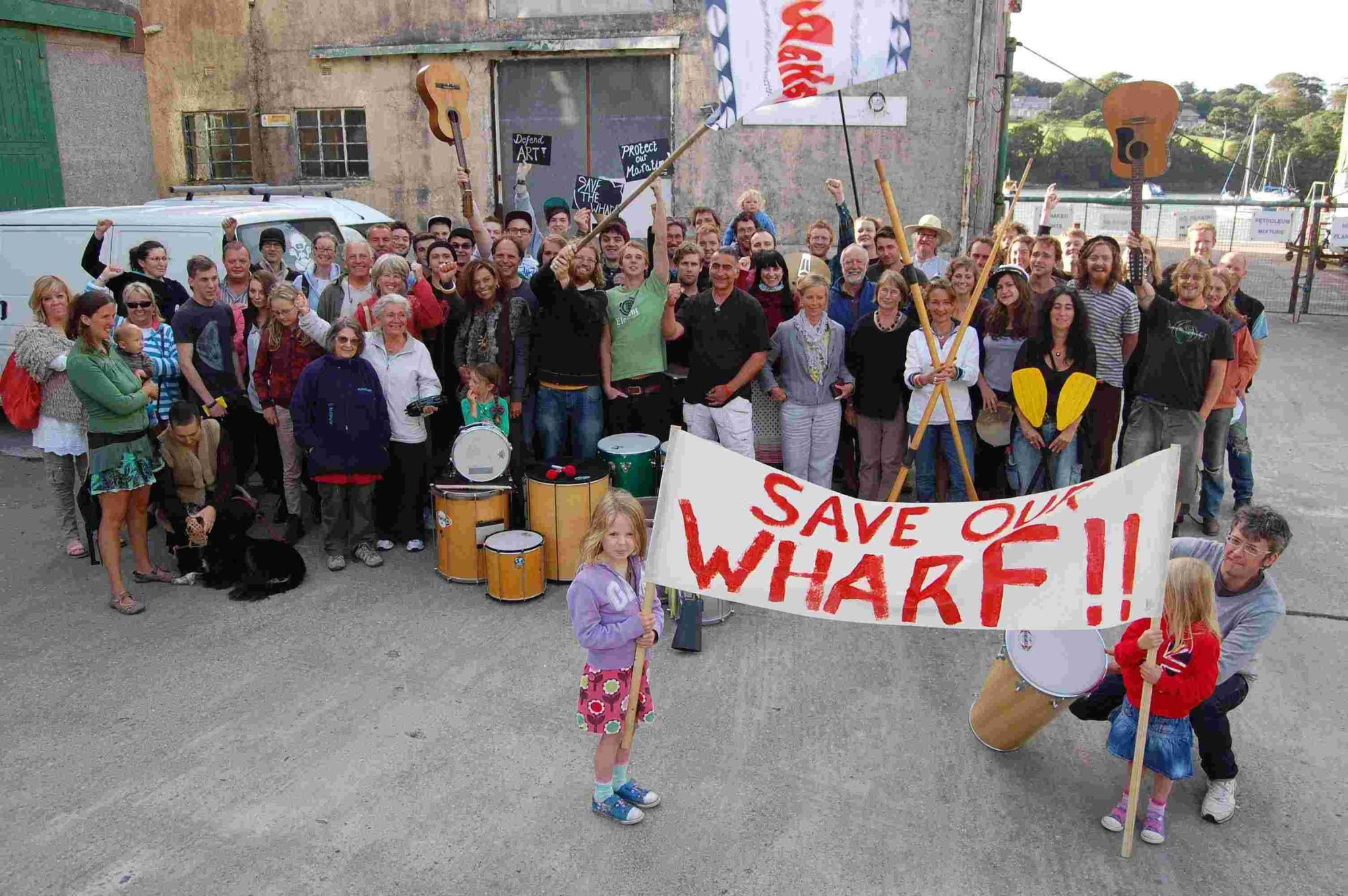 Falmouth Wharves plan rejected at appeal, again