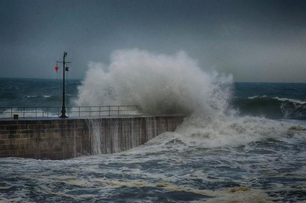 Port's harbour got off 'relatively lightly' after storm battering