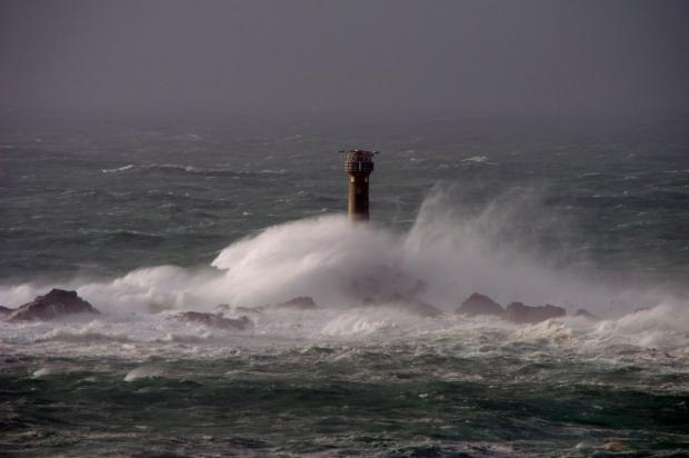 Longships Lighthouse at Land's End. Picture: Anthony Marsland.