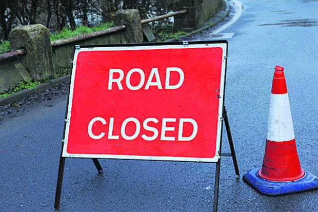 A39 between Treliever Cross and Antron Hill to close tomorrow and Wednesday