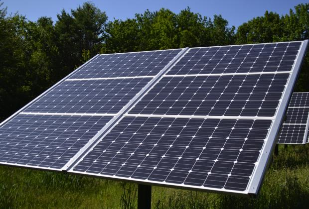 Falmouth Packet: Mixed reaction to farmer's solar panel plan