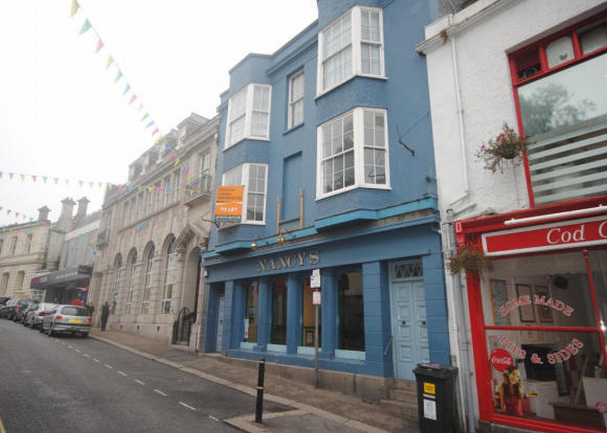 New bar plans for Nancy's site in Falmouth