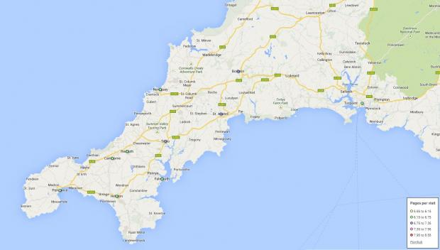 Equivalent of four Falmouths to be built - 47,000 new homes for Cornwall agreed