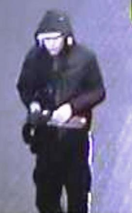 Transport police ask, do you know this man? After Penzance station bike theft: CCTV