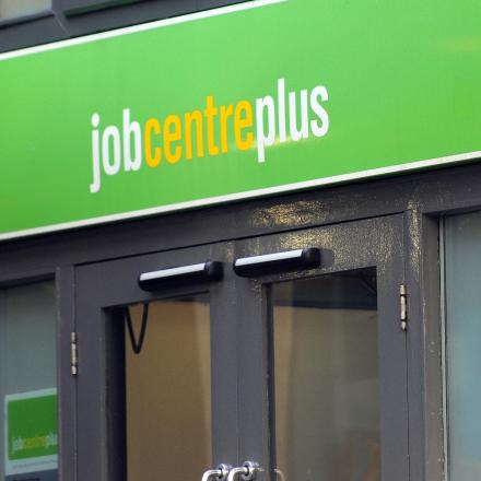 Unemployment falls, but not in the South West