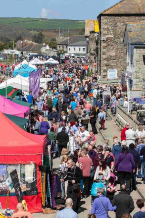 Porthleven Food Festival organisers overwhelmed by support