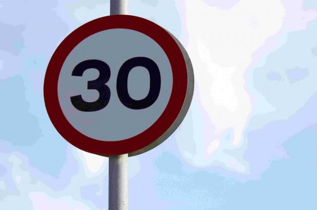 Why it is 'illegal' to make drivers aware of Helston road speed limit cut?