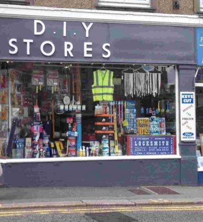 End of an era as Falmouth town centre 'DIY Stores' goes on the market