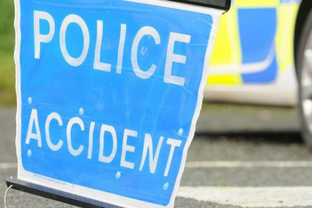 A30 eastbound carriageway closed until midnight after serious crash: Casualty airlifted to hospital