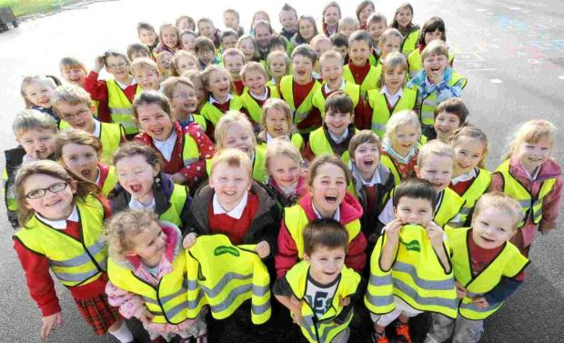 Bright idea helps Helston pupils stay safe on the streets