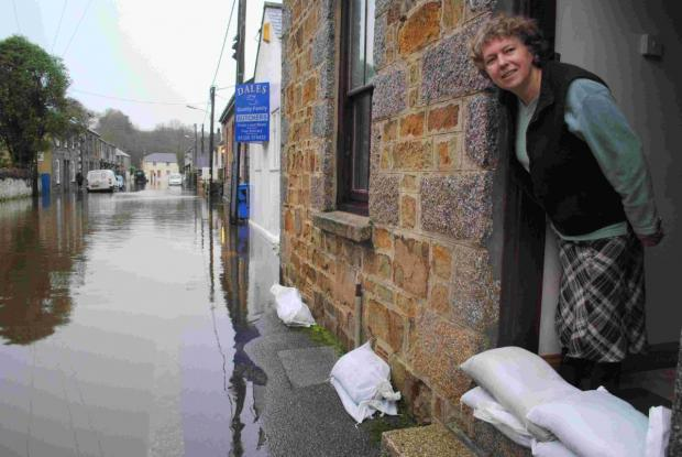 Helston flooding action plan discussed