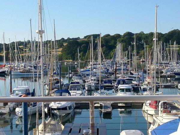 Falmouth 'fourth best place to live in Britain'