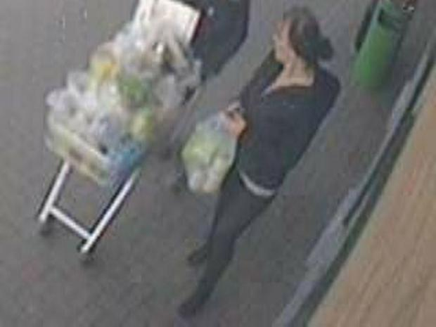 Can you help Falmouth police identify this woman?
