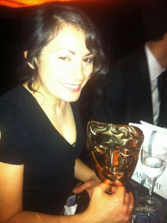 Redruth screenwriter scoops BAFTA award