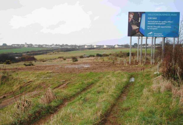 Abandoned Helston Business Park sold back to original owner: FULL STORY