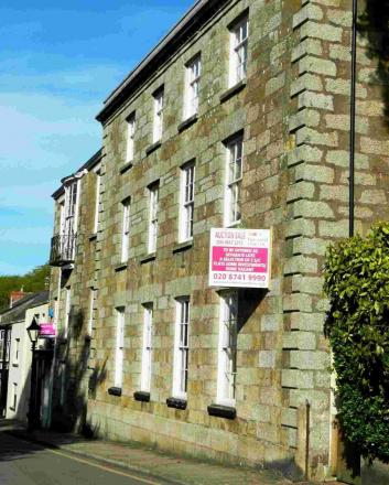 New home plan for Helston's 'Great Office' on Cross Street