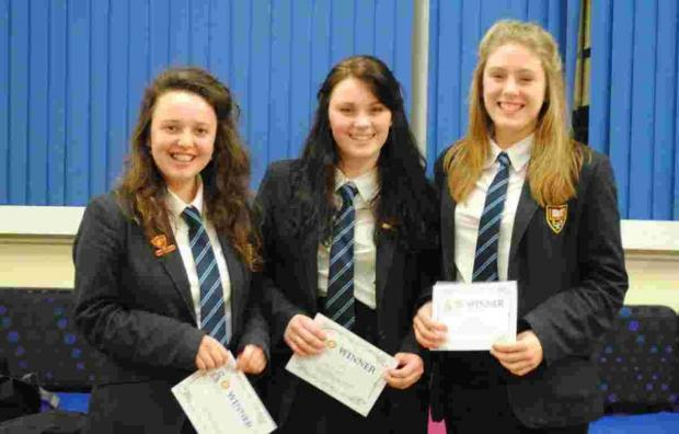 Helston College hosts 'Youth Speaks' district final