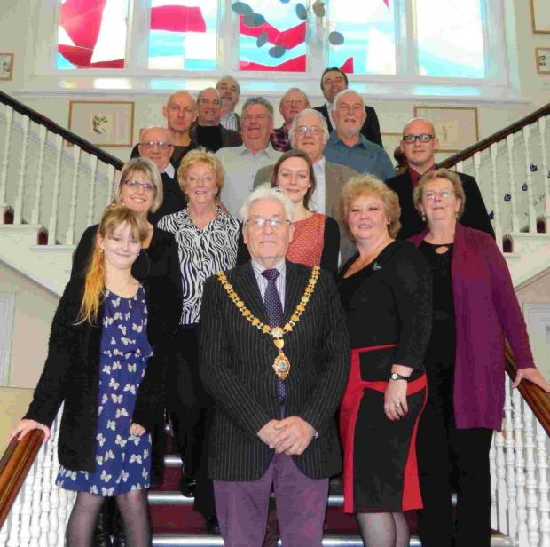 Mayor thanks gardeners for for help making Falmouth bloom