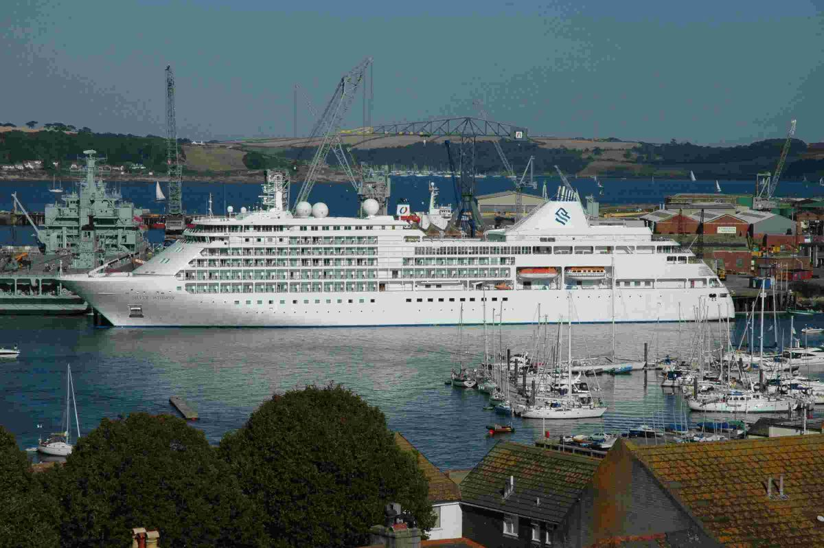 Dredging delay blamed as Princess Cruises pulls plug on Falmouth after 20 years
