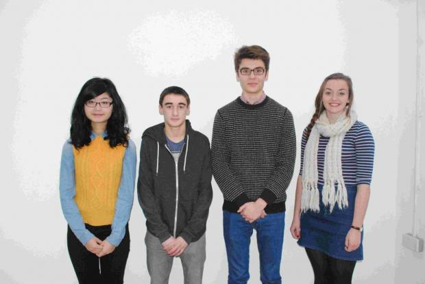 Four Helston College students offered 'Oxbridge' places